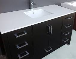 60 Inch Bathroom Vanity Single Sink Black by Furniture Cool Bathroom Vanity 60