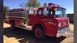 100 Ford Fire Truck 1983 Truck Adventure YouTube