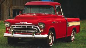 100 Cameo Truck 1957 Chevrolet F116 St Charles 2007
