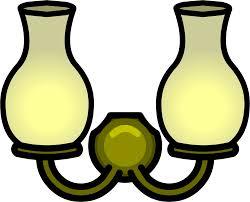 Lamp Clipart Png Floor