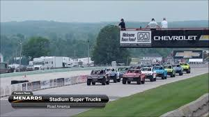 100 Stadium Super Truck S 2018 Road America Race 2 Facebook