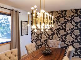 Chandelier Modern Dining Room by Dining Room Chandeliers Antique Brass Trellischicago
