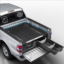 100 Pickup Truck Bed Storage DECKED InVehicle System For Dodge Ram ProMaster US