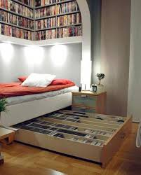 10 Tips On Small Bedroom Interior Design Clean Cozy Atmosphere White Space Saving Solution