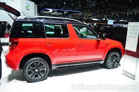 skoda yeti monte carlo side geneva live indian autos