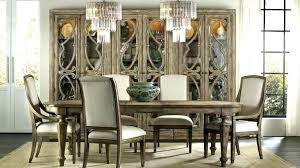 Dining Room China Cabinet Modern Dining Table And China Cabinet
