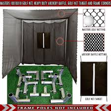 Golf Net 10x10x10 Practice Driving Training Aid Black Baffle W ... Golf Cages Practice Nets And Impact Panels Indoor Outdoor Net X10 Driving Traing Aid Black Baffle W Golf Range Wonderful Best 25 Practice Net Ideas On Pinterest Super Size By Links Choice Youtube Course Netting Images With Terrific Frame Corner Kit Build Your Own Cage Diy Vermont Custom Backyard Sports Image On Remarkable Reviews Buying Guide 2017 Pro Package The Return Amazing At Home The Rangegolf Real Feel Mats Amazoncom Izzo Giant Hitting