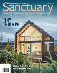 100 Houses Magazine Online Sanctuary Issue 43 Kirimoko Tiny House Condon Scott