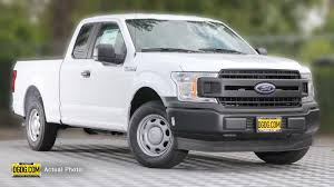 New 2018 Ford F-150 XL Super Cab In San Jose #CFD11041 | Capitol Ford