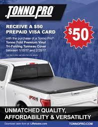 100 Carolina Classic Trucks TonnoPro Special Get A 50 VISA Card Blog
