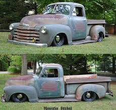 Pin By William Tragni On Hot Rods | Pinterest | Rats, 54 Chevy Truck ...