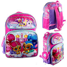 Shopkins Nickelodeon Shimmer Shine Kids School Backpack 12 ... Amazoncom 3c4g Unicorn Bpack Home Kitchen Running With Scissors Car Seat Blanket 26 Best Daycare Images On Pinterest Kids Daycare Daycares And Pin By Camellia Charm Products Fashion Bpack Wheeled Rolling School Bookbag Women Girls Boys Ms De 25 Ideas Bonitas Sobre Navy Bpacks En Morral Mermaid 903 Bpacks Bags 57882 Pottery Barn Reviews For Your Vacations