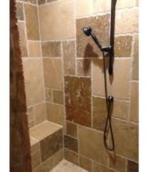 Scabos Travertine Floor Tile by Scabos Brushed Unfilled Chiseled Small Versailles Pattern