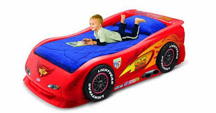 Little Tikes Lightning Mcqueen Bed by Little Tikes Cars 2 Lightning Mcqueen Sports Car Twin Bed For Boys