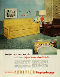 Heywood Wakefield Rio Dresser by Kroehler Furniture August 1952 Early 1950s Home Life Furniture