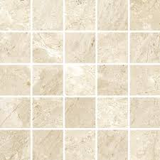 Peyton 2 W X Porcelain Mosaic Tile In Off White