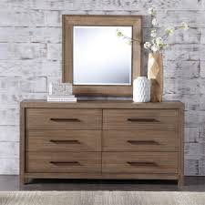 Vaughan Bassett Reflections Dresser by Dressers Gamburgs Furniture