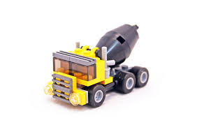 100 Lego Cement Truck LEGO Set 78761 Building Sets Creator