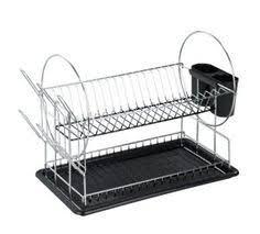 egouttoir à vaisselle noir spaces and kitchens