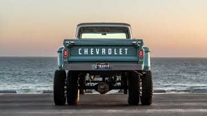 100 Two Ton Truck Lifted Chevy Restomod S Tower Over Jay Lenos Garage