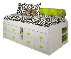 Storage Twin Bed Frame DIY Frames Made From Pallet For Rustic