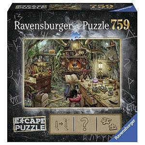 Ravensburger Escape Witch's Kitchen Mystery Jigsaw Puzzle - 759pcs