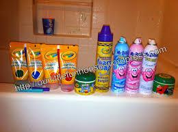 Crayola Bathtub Fingerpaint Soap by Theme Bath Our Little Funhouse