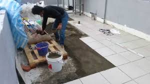 Tiling A Bathroom Floor On Plywood by Youtube Video How To Lay Floor Tile Tags 47 Singular How To Lay