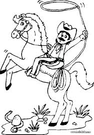 Excellent Buffalo Coloring Page Fee Cowboy Holiday Pages Thanksgiving Kids