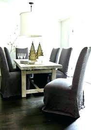 Dining Room Chair Covers Slip Chairs Slipcovers Pattern For Exemplary