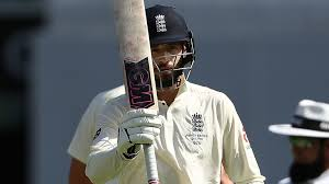 James Vince Scored His Maiden Test Fifty On Day One Of The First Ashes