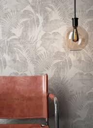 newroom vliestapete beige tapete dschungel floral blumentapete mustertapete braun grau blätter modern für schlafzimmer wohnzimmer küche