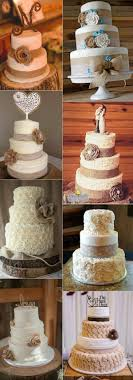 Lace Rose Bakes Clever Design Ideas Rustic Burlap Wedding Cake Charming Best 25 Cakes On Pinterest