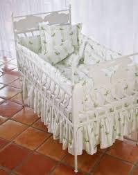Luxury Crib Bedding Baby Schweitzer Linen