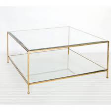 glass coffee table walmart