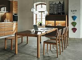 Fantastic Modern Wood Dining Room Sets With