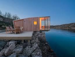 100 Minimalist Cabins Manshausen Sea The Coolector