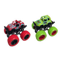 Other Toys - UDS Truck Toys 2-Packs Toy Monster Trucks Inertia Car ...
