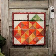 Image Of Little Pieces Pumpkin Barn Quilt - White | Barn Quilts ... Big Bonus Bing Link This Is A Fabulous Link To Many Barn Quilts How Make Diy Barn Quilt Newlywoodwards Itructions In May I Started Pating Patterns Sneak Peak Pictured Above 8x8 Painted 312 Best Quilts Images On Pinterest Designs 234 Caledonia Mn Barns 1477 Nelson Co Quilt Trail Michigan North Dakota Laurel Lone Star Snapshots Of Kansas Farm Centralnorthwestern
