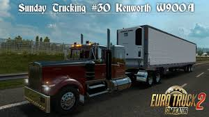 Euro Truck Simulator 2: Sunday Trucking #30 - Kenworth W900A - Hurt ... Hard Truck 2 Similar Games Giant Bomb Download Ats American Simulator Game Euro Truck Simulator Pe Zapada Features Youtube Euro Slow Ride Quarter To Three Forums How May Be The Most Realistic Vr Driving Petion Scs Software On Xbox One 2016 Free Ocean Of