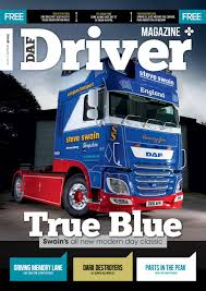 DAF Driver Magazine – Spring 2017 By Smith Davis Press - Issuu