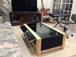 Build Arcade Cabinet With Pc by Diy Arcade Coffee Table Gaming Video Games And Arcade Games