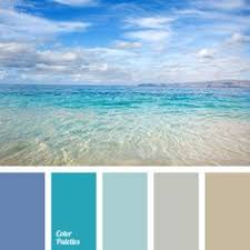 moss green faded light blue color palette search