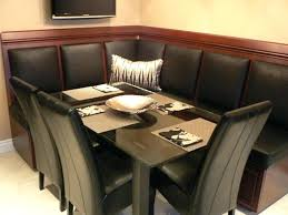 Booth Dining Room Table Mesmerizing Chair Inspirations About Kitchen And Chairs Set With