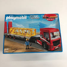 100 Truck Trailer Games BNIB Playmobil And Price Reduced Free Delivery