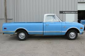 1968 Chevrolet Chevy C10 Custom Pickup 1967 - 1972 Chevy P / U Near ... 1967 1972 Chevy Truck Alinum Radiator Dual Fans With Shroud 196772 C10 Dot Flush Mounted Glass Windshield And Back Glass Chevrolet Trucks Kodiak Clever 1968 K10 Pickup 72 Wiring Diagram Ignition Switch Brothers Project Eighteen8 Build S Types Of 671972 Chevygmc Truck Blazerjimmy Nos Gm Rocker Panels 3944881 I Have Parts For Chevy Trucks Marios Elite Original Rust Free Classic 6066 6772 Parts Aspen Ctl6721seqset8 71968 Sequential Led Tail Light Ride Guides A Quick Guide To Identifying Pickups Ck 8 Bed Truxedo Lo Pro Tonneau Cover