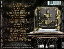 Mac Dre Genie Of The Lamp Zip by A Tale Of Two Andres Mac Dre Andre Nickatina Songs Reviews