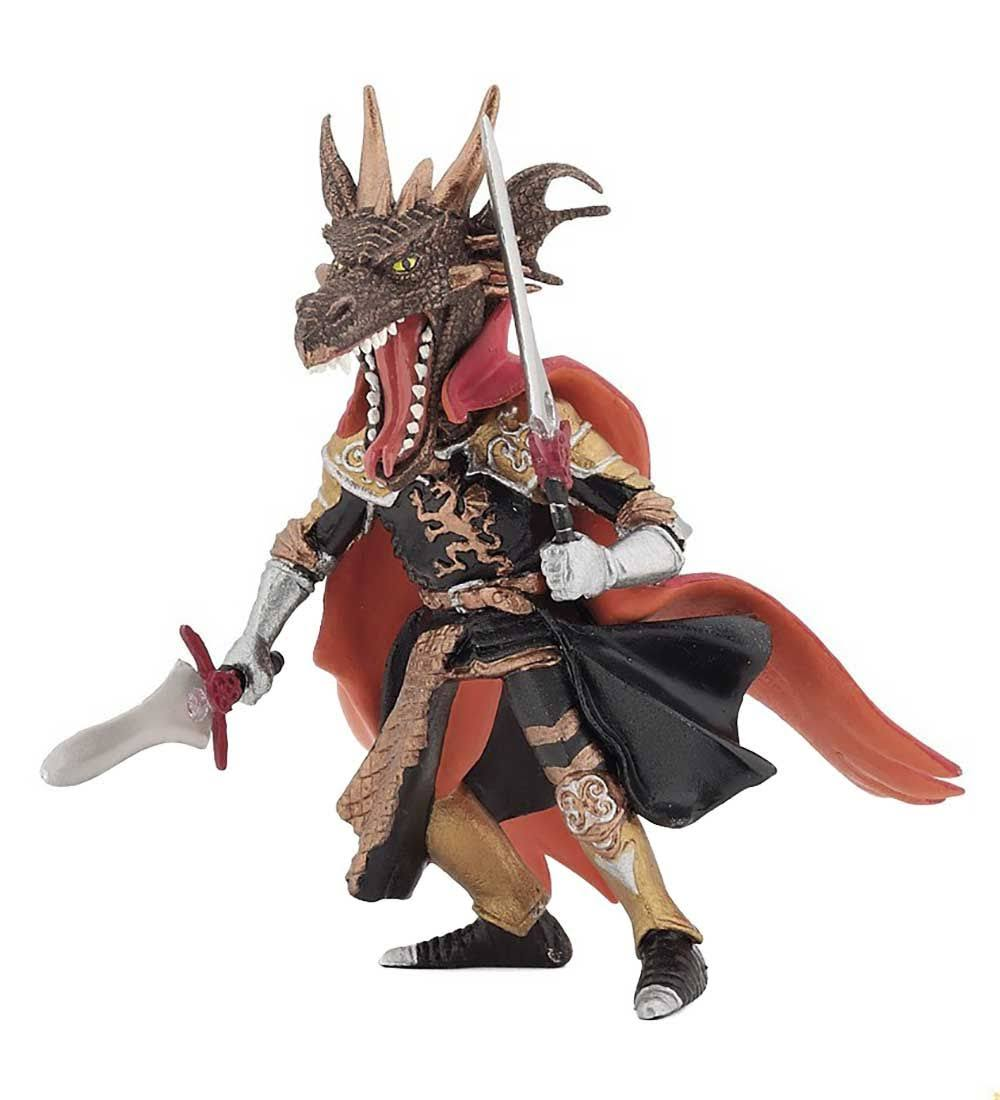 Papo 38972 Fire Dragon Man Figure