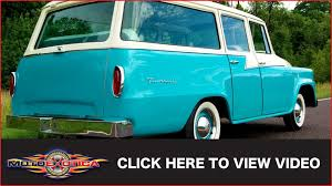 1960 International Harvester Travelall (SOLD) - YouTube The Kirkham Collection Old Intertional Truck Parts 1960 Harvester B100 Pick Up Story By Tony Barger Intertional 4700 Gas Fuel For Sale Auction Or Lease Loadstar Wikipedia Autolirate 1959 B110 Pickup 120 L R S A 1950 1954 B120 34 Ton All Wheel Drive 44 Wkhorse Ton Stepside Truck All Wheel Drive 4x4 Lonestar R190 Semi Truck Item E4519 Sold Octo Other Metro Ebay Motors Cars