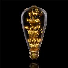 vintage led edison light bulb 47 led lights 6 tiers